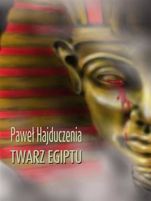 cover image of Twarz Egiptu