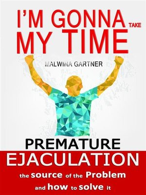 cover image of I'm gonna take my time