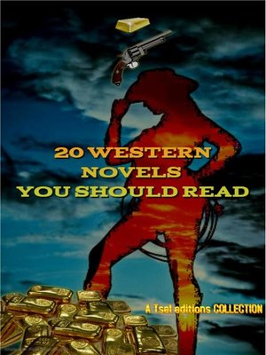 cover image of 20 Western Novels You Should Read