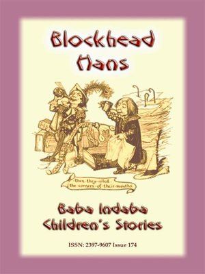 cover image of BLOCKHEAD HANS--An Austrian Children's Story