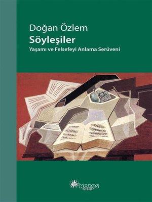 cover image of Söyleşiler