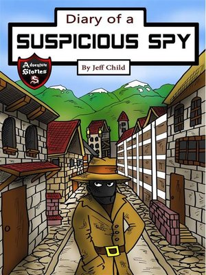 cover image of Diary of a Suspicious Spy