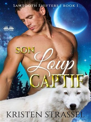 cover image of Son Loup Captif