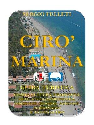 cover image of Cirò Marina