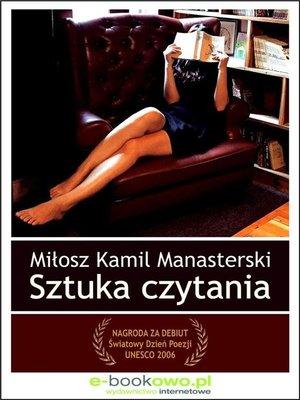 cover image of Sztuka czytania
