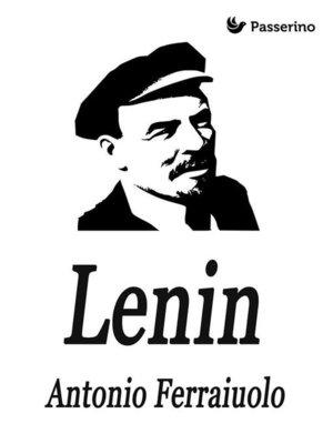 cover image of Lenin