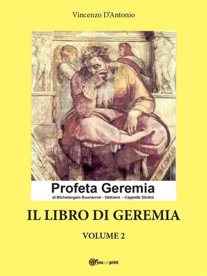 cover image of il libro di Geremia. Volume 2