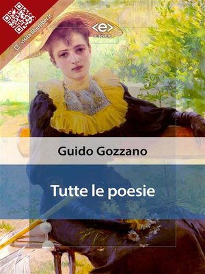cover image of Tutte le poesie