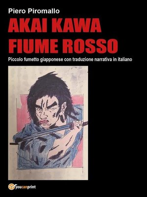 cover image of Akai Kawa. Fumetto giapponese e libro