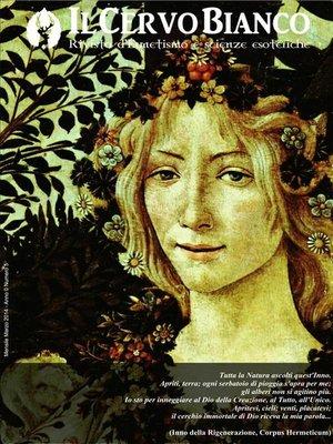 cover image of Il Cervo Bianco 3--Rivista di Ermetismo e Scienze esoteriche