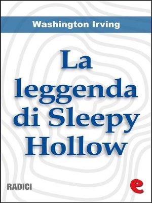 cover image of La Leggenda di Sleepy Hollow (The Legend of Sleepy Hollow)