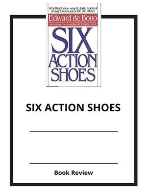 cover image of Six Action Shoes