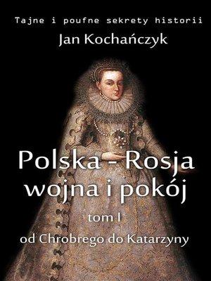 cover image of Polska-Rosja