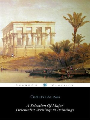 cover image of Orientalism
