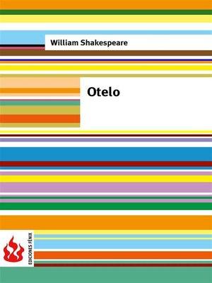 cover image of Otelo (low cost). Edición limitada