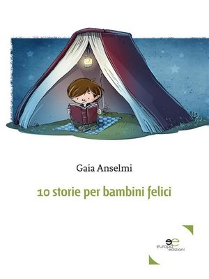 cover image of 10 storie per bambini felici