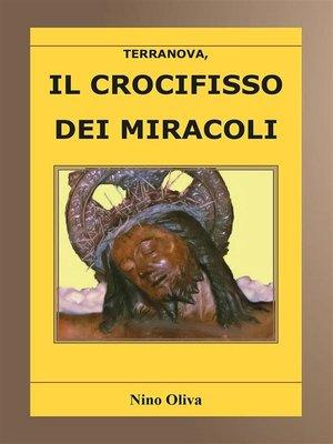 cover image of Il Crocifisso dei miracoli