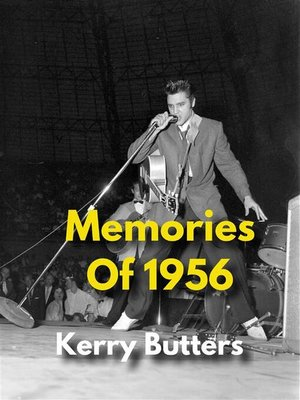 cover image of Memories of 1956.