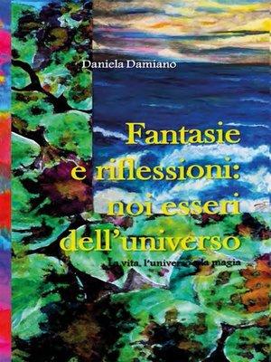 cover image of Fantasie e riflessioni