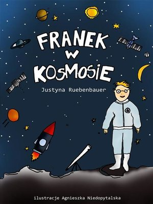 cover image of Franek w kosmosie
