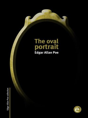 cover image of The oval portrait