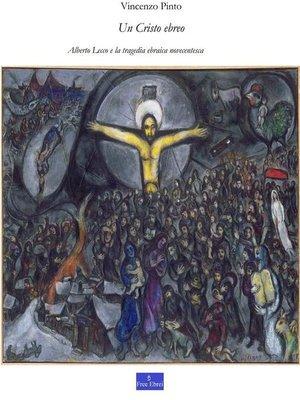 cover image of Un Cristo ebreo