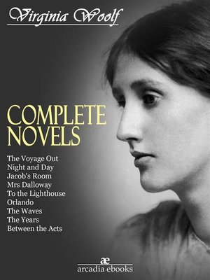 cover image of Virginia Woolf, The Complete Novels