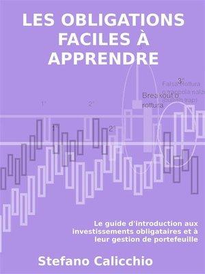 cover image of Les obligations faciles à apprendre