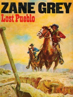 cover image of Lost Pueblo