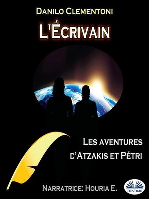 cover image of L'Écrivain