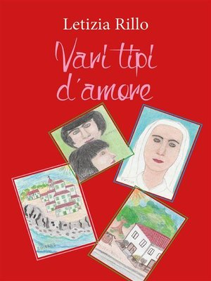 cover image of Vari tipi d'amore