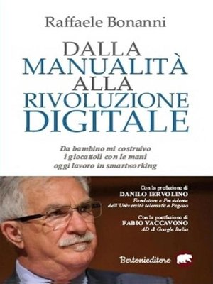 cover image of Dalla manualità alla rivoluzione digitale