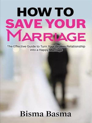 cover image of How to Save Your Marriage