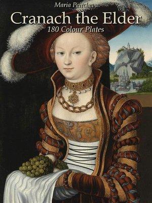 cover image of Cranach the Elder