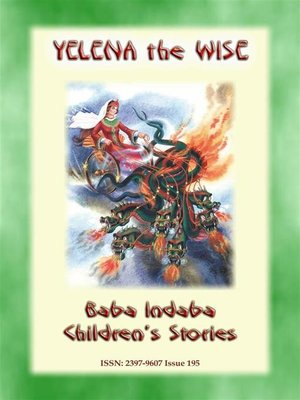 cover image of YELENA THE WISE--A Russian Children's Story Tale