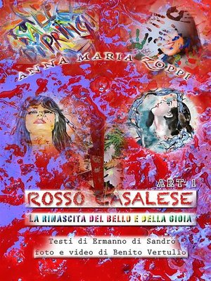 cover image of Rosso Casalese Art 1°