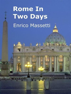 cover image of Rome In Two Days