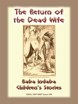 cover image of THE RETURN OF THE DEAD WIFE--An American Indian Folk Tale