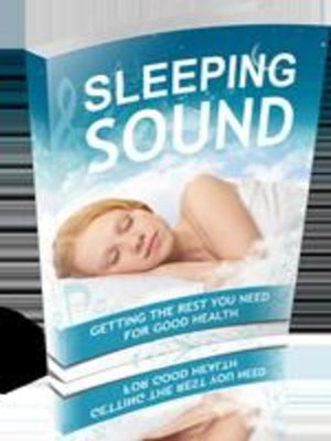 cover image of Sleeping Sound