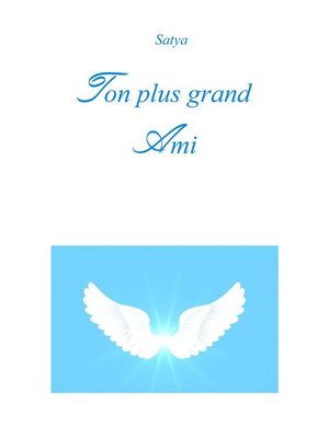 cover image of Ton plus grand Ami
