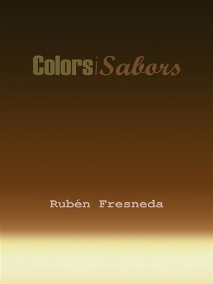 cover image of Colors i Sabors