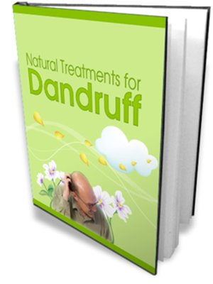 cover image of Natural Treatments For Dandruff