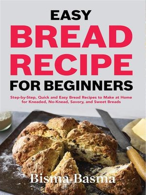cover image of Easy Bread recipe for beginners