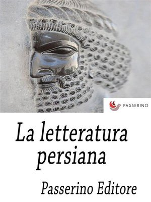 cover image of La letteratura persiana
