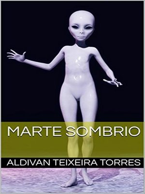 cover image of Marte Sombrio
