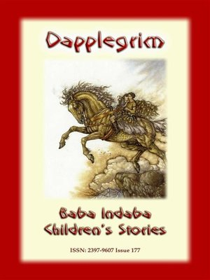 cover image of DAPPLEGRIM--A Norwegian Children's Story