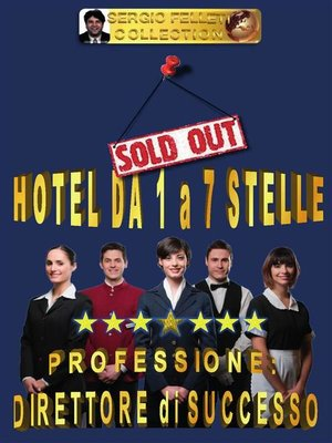cover image of HOTEL DA 1 a 7 STELLE – Professione direttore di successo