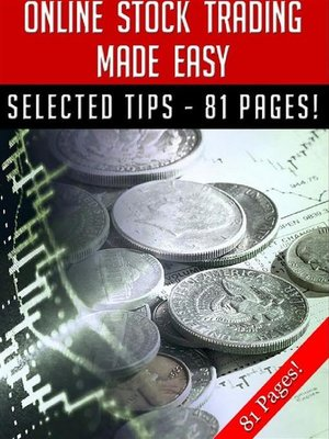cover image of Online Stock Trading Made Easy