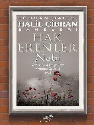 cover image of Hak Erenler Nebi