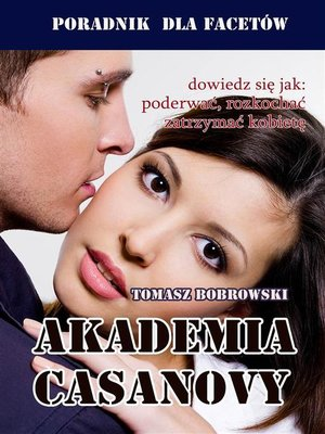 cover image of Akademia Casanovy